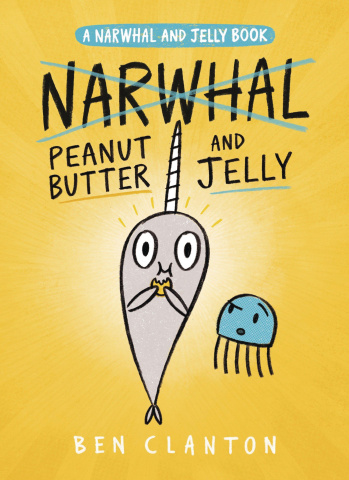 Narwhal Vol. 3: Peanut Butter & Jelly