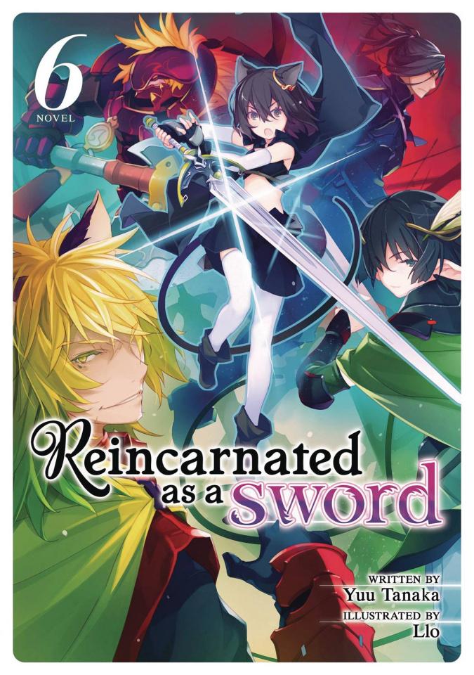 Reincarnated as a Sword Vol. 6