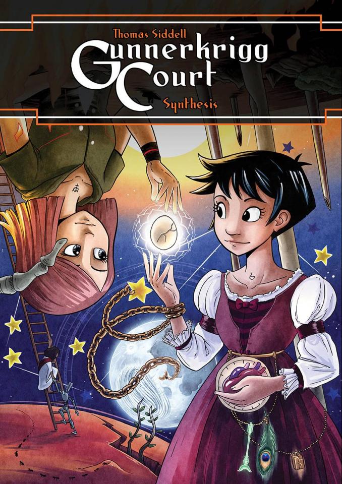 Gunnerkrigg Court Vol. 7