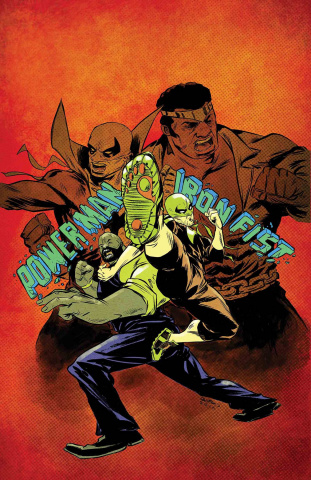 Power Man & Iron Fist #15