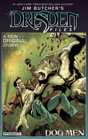 The Dresden Files: Dog Men (Signed Edition)
