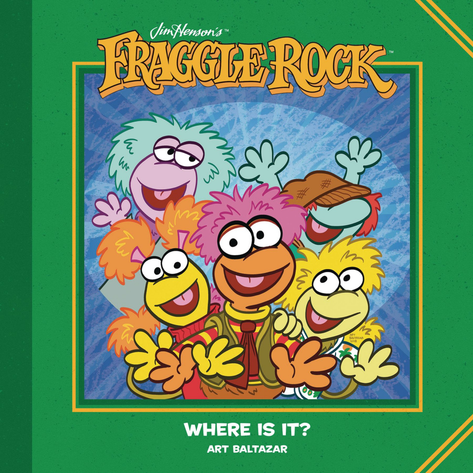Fraggle Rock: Where Is It?