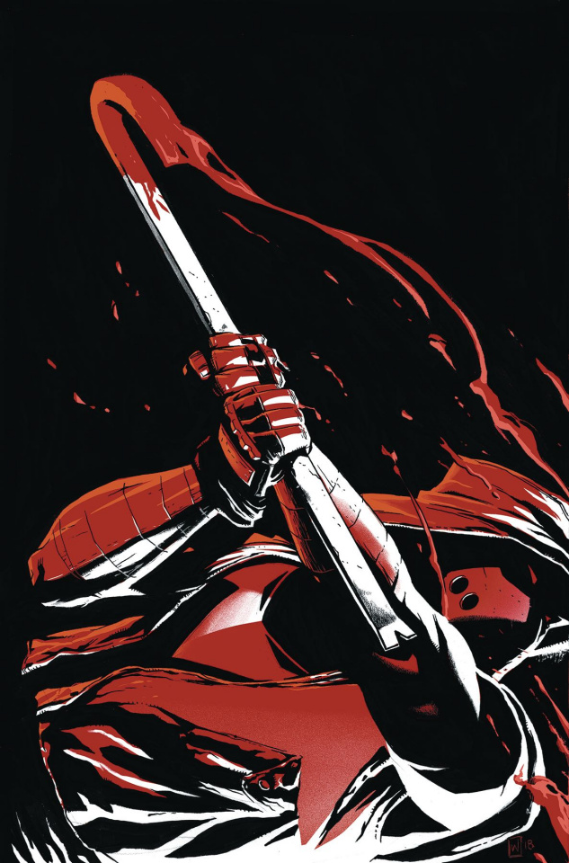 Red Hood and The Outlaws #27 Foil