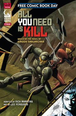 All You Need is Kill (Free Comic Book Day 2014)