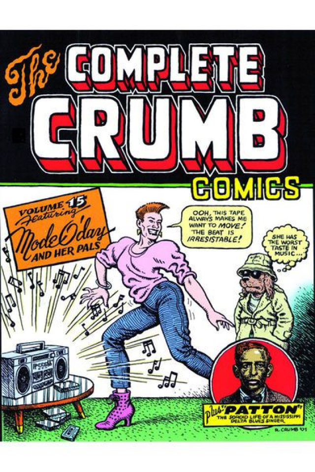 The Complete Crumb Comics Vol. 15: Mode O'day