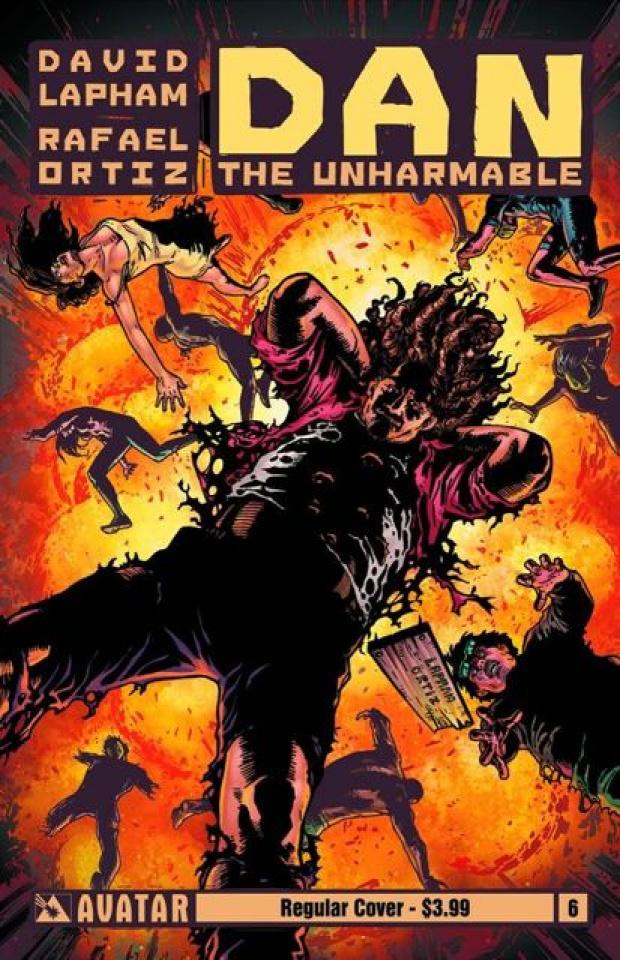 Dan the Unharmable #6