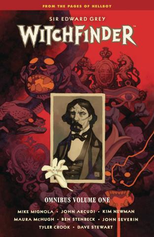 Witchfinder Vol. 1 (Omnibus)