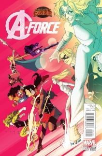 A-Force #2 (Anka Cover)