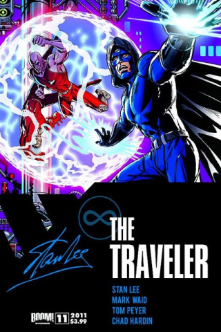 Stan Lee's The Traveler #11