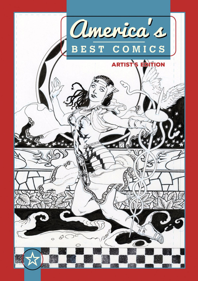 America's Best Comics (Artist's Edition: J.H. Williams III Cover)