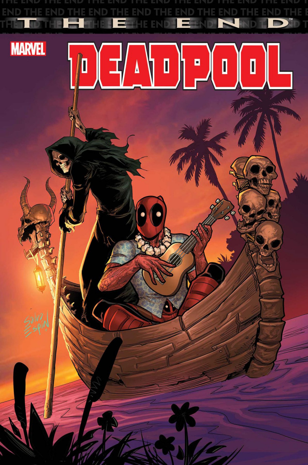 Deadpool: The End #1 (Espin Cover)