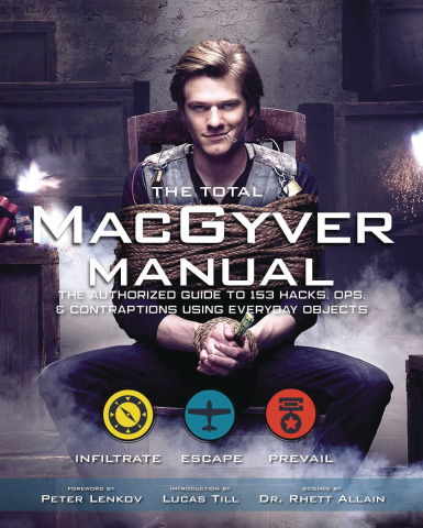 The Total MacGyver Manual