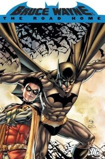 Batman: Bruce Wayne - The Road Home