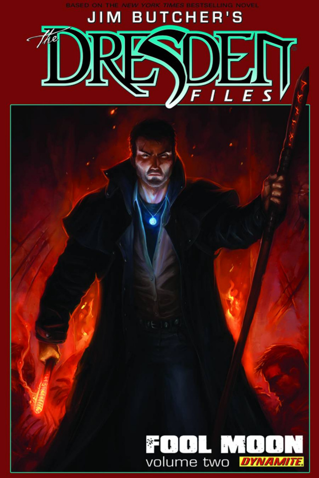 The Dresden Files: Fool Moon Part 2