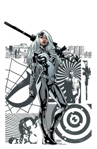 Silver Sable: The Wild Pack #36: Legacy