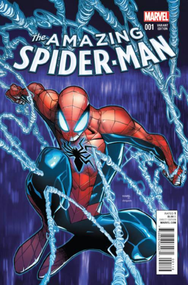 The Amazing Spider-Man #1 (Ramos Cover)