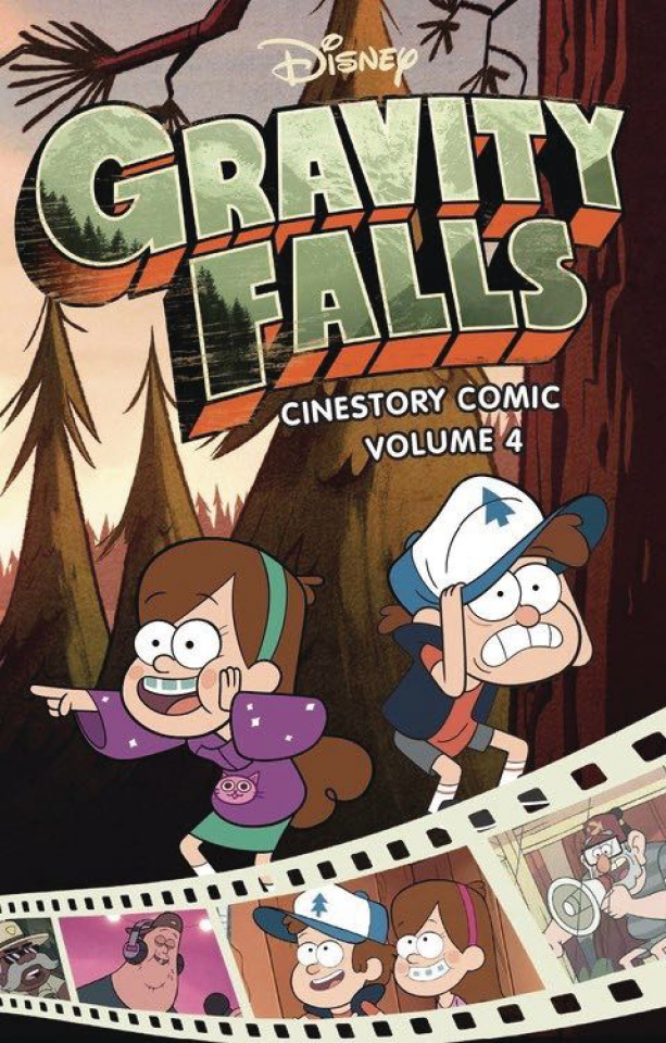 Gravity Falls Vol. 4