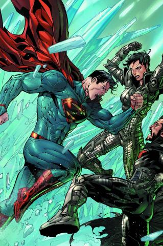 Superman / Wonder Woman #5
