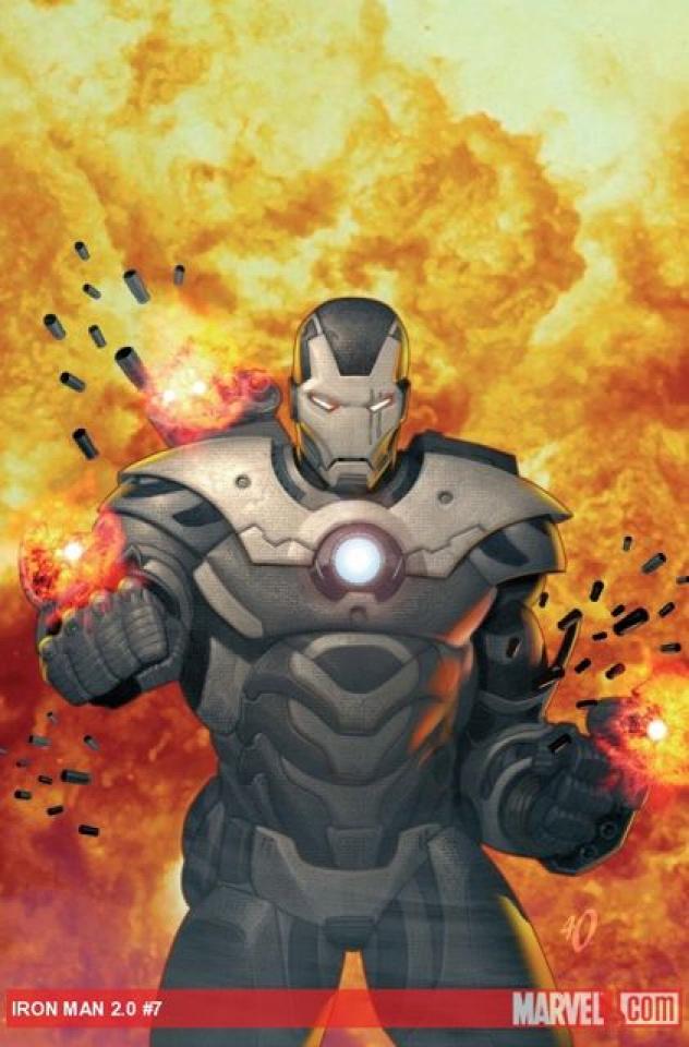 Iron Man 2.0 #7.1