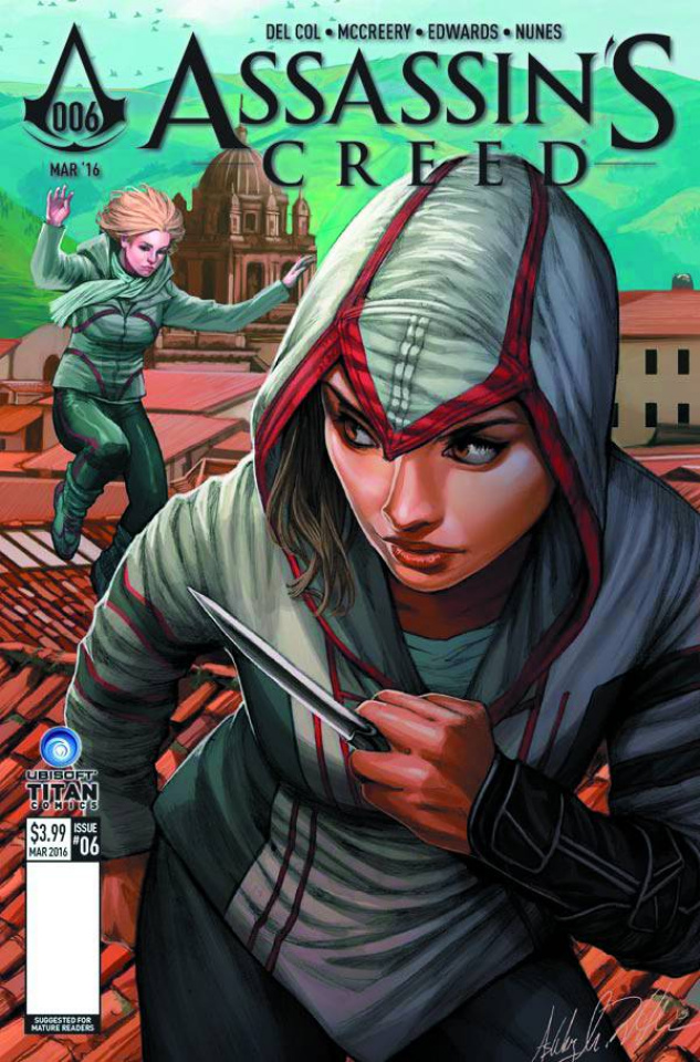 Assassin's Creed #6 (Witter Cover)