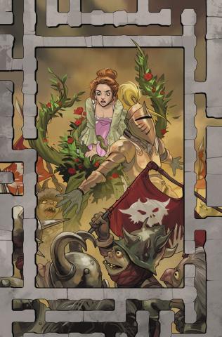 Labyrinth: Coronation #8
