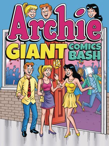 Archie: Giant Comics Bash