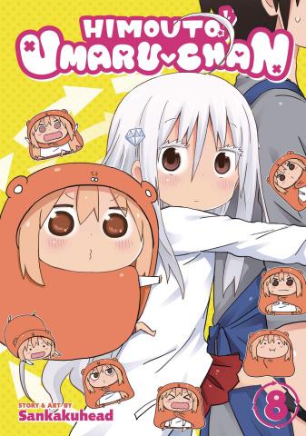 Himouto! Umari-Chan Vol. 8