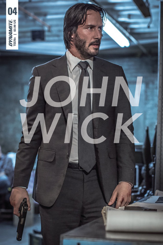 John Wick #4 (Photo Cover)