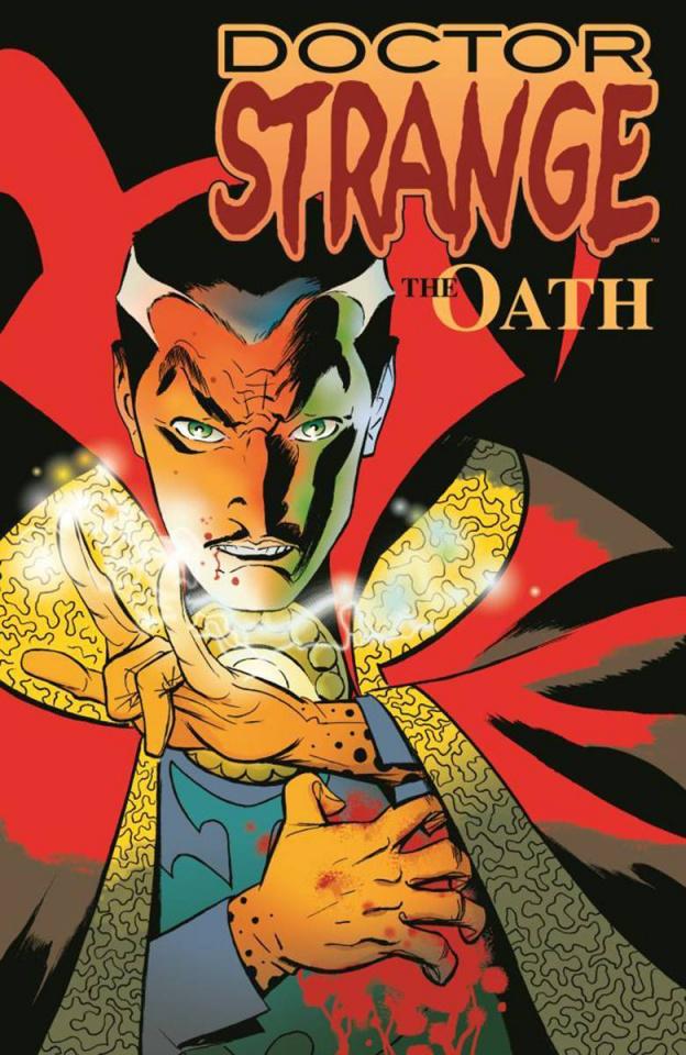 Doctor Strange: The Oath #1 (Halloween ComicFest 2015)
