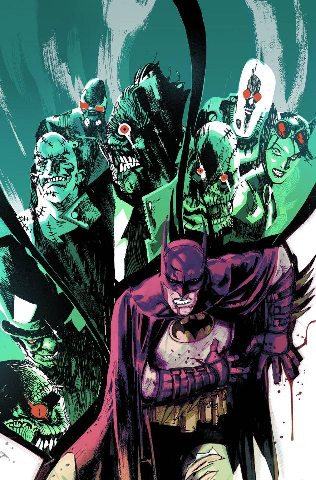 Legends of the Dark Knight Vol. 3