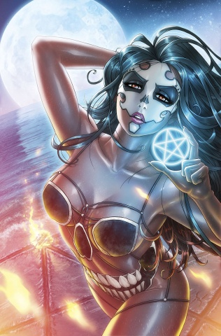 Grimm Fairy Tales Swimsuit Special 2017 (Cardy Cover)