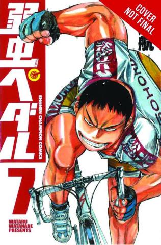 Yowamushi Pedal Vol. 4