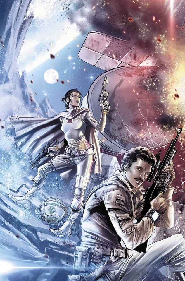 Journey to Star Wars: The Force Awakens - Shattered Empire #3