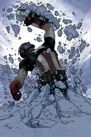 Captain America #25 (Hughes Cover)