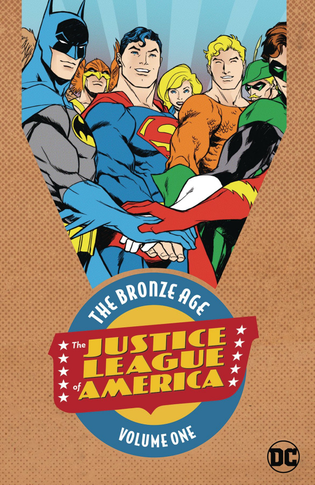 Justice League of America: The Bronze Age Vol. 1