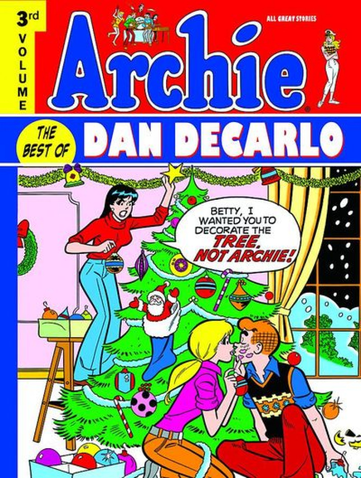 Archie: The Best of Dan DeCarlo Vol. 3