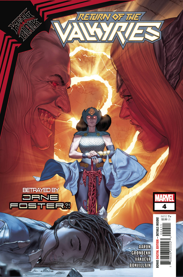 King in Black: Return of the Valkyries #4