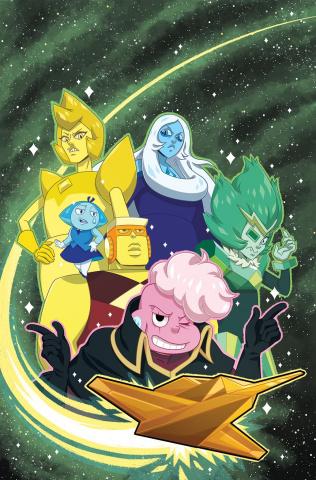 Steven Universe #28 (Pena Cover)