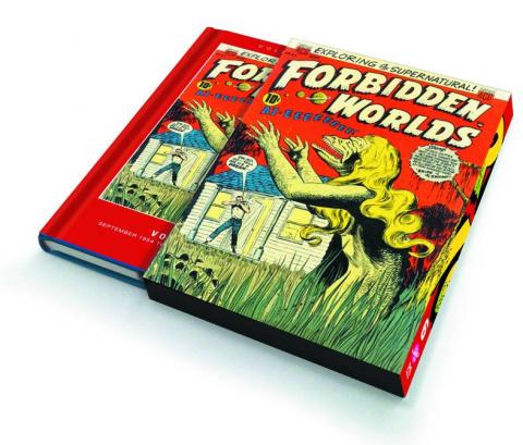 Forbidden Worlds Vol. 6