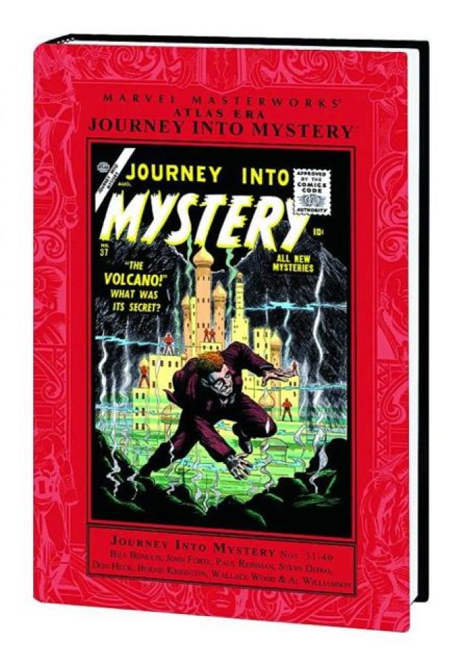 Atlas Era Journey Into Mystery Vol. 4 (Marvel Masterworks)