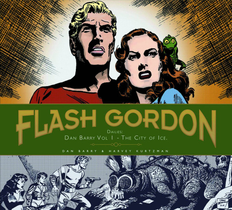 Flash Gordon Dailies Vol. 1: The City of Ice