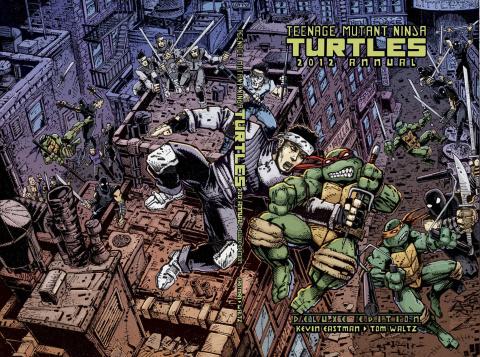Teenage Mutant Ninja Turtles 2012 Annual