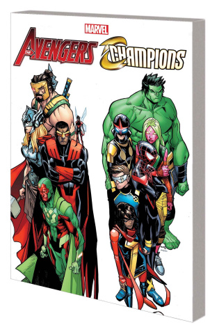 Avengers & Champions: Worlds Collide