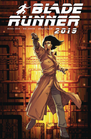 Blade Runner 2019 #9 (Guinaldo Cover)