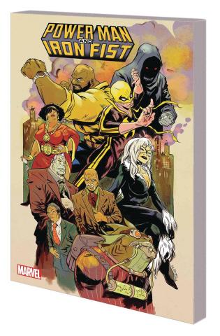 Power Man & Iron Fist Vol. 3: Street Magic