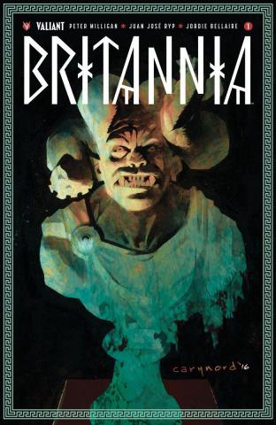 Britannia #1 (Nord Cover)