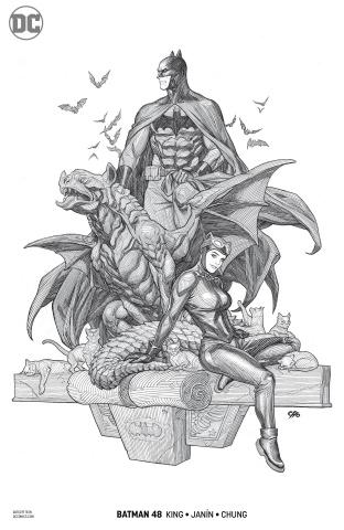 Batman #48 (Variant Cover)