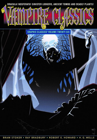 Graphic Classics Vol. 26: Vampire Classics