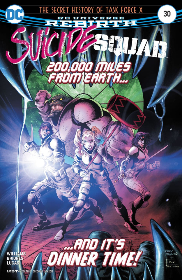 Suicide Squad #30