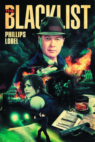 The Blacklist #5 (Lobel Cover)